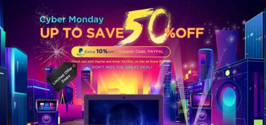Cyber Monday iRULU: tutti gli sconti per acquisti tech