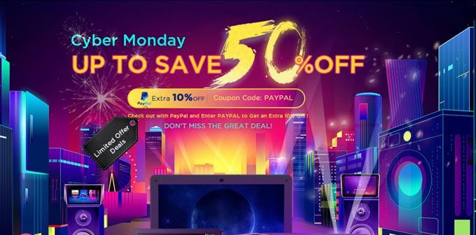 Photo of Cyber Monday iRULU: tutti gli sconti per acquisti tech