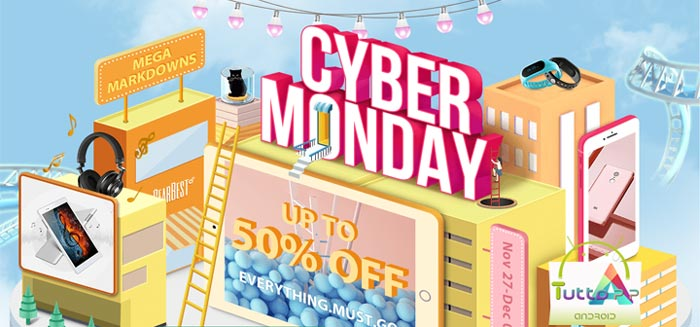 Gearbest: tutte le offerte per il Cyber Monday!