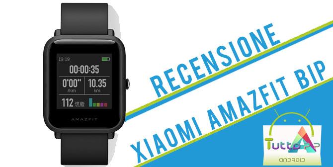 Photo of Recensione Xiaomi Amazfit Bip: smartwatch economico e funzionale
