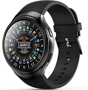 Smartwatch cinese Lemfo Les2