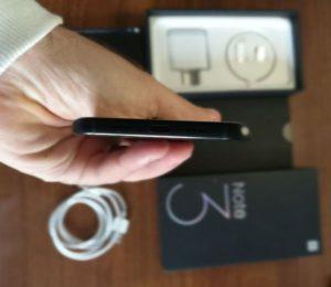 Xiaomi Mi Note 3 porta type c