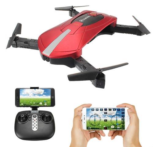 Drone economico Eachine E52 WiFi FPV RC