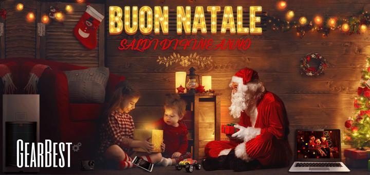 Photo of Migliori offerte Gearbest per Natale 2017