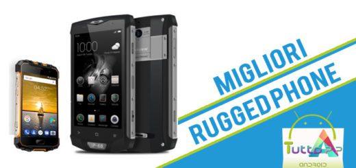 Rugged phone migliori