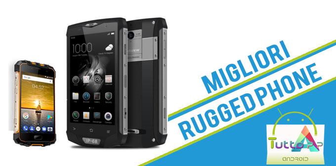 Photo of Rugged Phone migliori: guida e consigli acquisto – Gennaio 2018