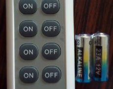 Telecomando presa elettrica Oittm