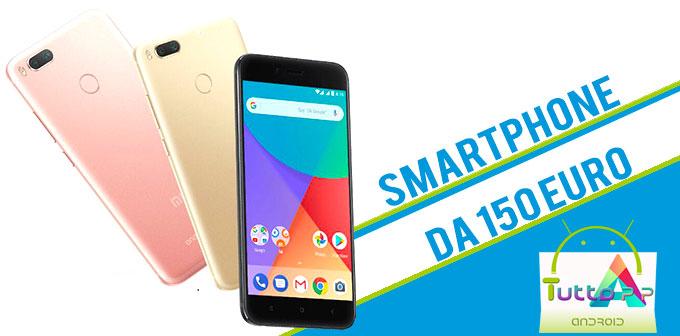 Photo of Migliori smartphone da 150 euro