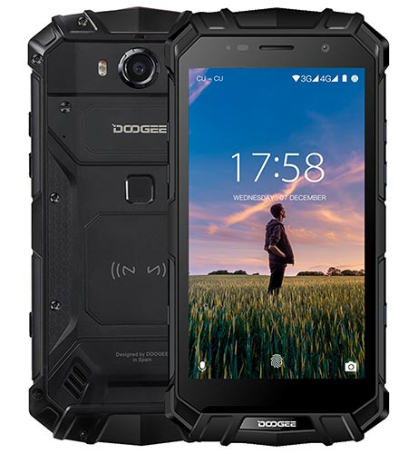 Doogee S60 rugged phone
