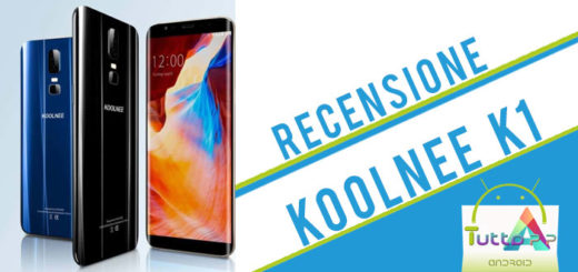 Recensione Koolnee K1