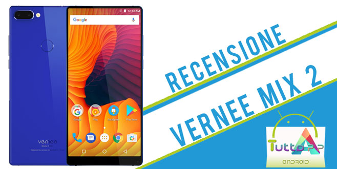 Photo of Recensione Vernee MIX 2: clone economico del Mi Mix 2