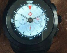 ZeTime Premium smartwatch al polso