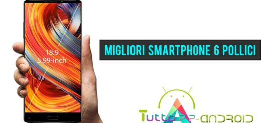 Smartphone 6 pollici