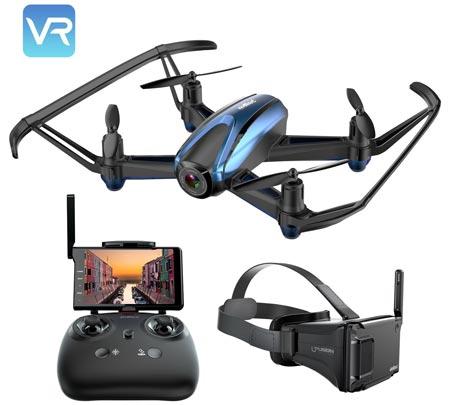 UDIRC Drone VR