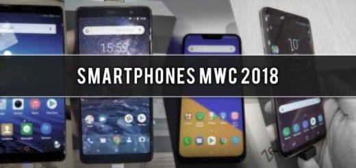 smartphone presentati al mwc 2018