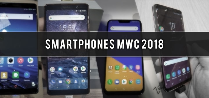 Photo of Smartphone presentati al MWC 2018: panoramica completa