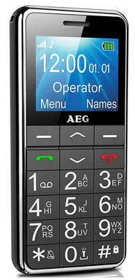 Cellulare per anziani AEG Voxtel M250