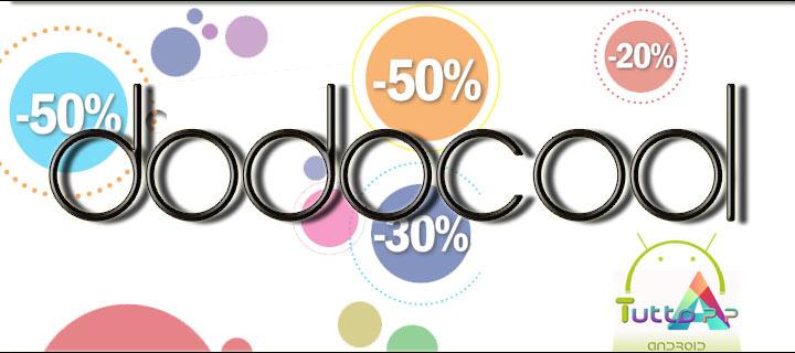 Photo of Dodocool: nuovi prodotti in offerta speciale (marzo 2018)
