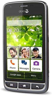 Cellulare per anziani Doro Liberto 820 mini