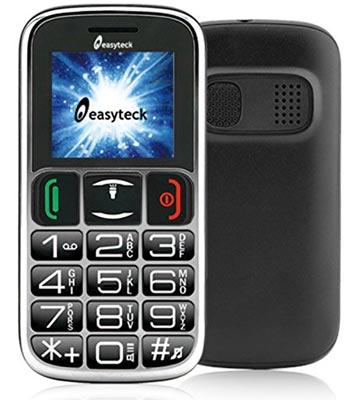 Cellulare per anziani Easyteck T103C