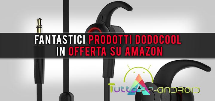 Photo of Fantastici prodotti Dodocool in offerta su Amazon