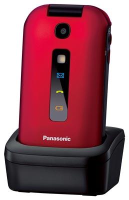 Cellulare per anziani Panasonic KX-TU329