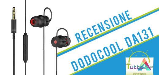 Recensione Dodocool Da131