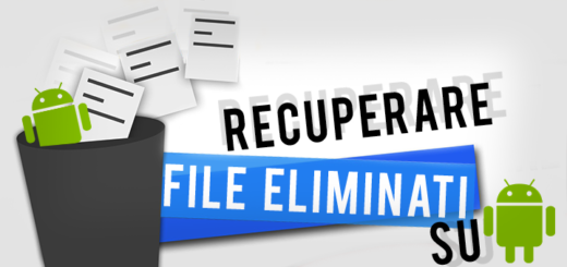 recupero file eliminati su android