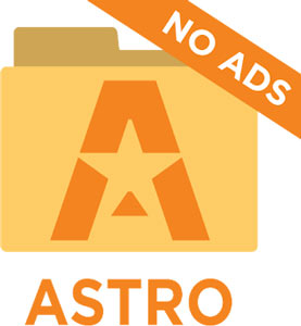 Gestione file ASTRO Android