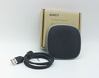 Migliori caricatori Wireless - Aukey LC-C5