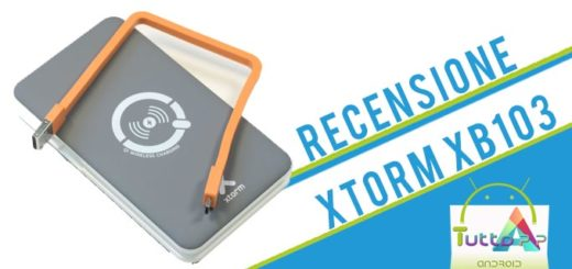 Recensione power bank xtorm xb103