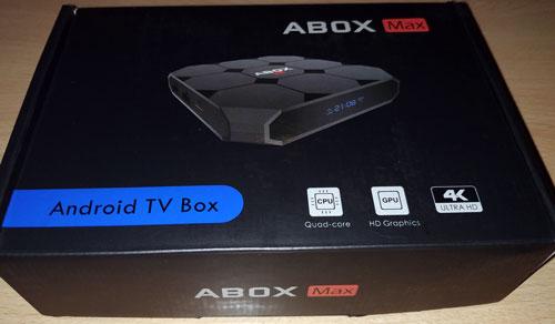 Tv box Abox A1 MAX GooBangDoo