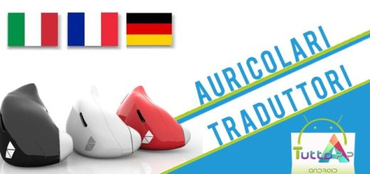 Waverly Labs Translating Earpiece auricolari traduttori