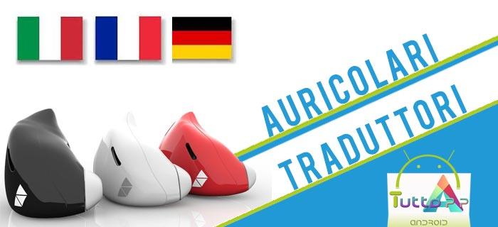 Waverly Labs Translating Earpiece auricolari traduttori