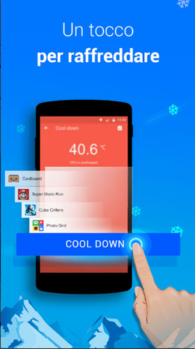 Come raffreddare batteria android - CPU Cooler Master