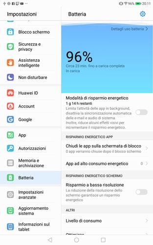 Gestire e verificare temperatura Android