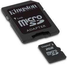 Micro sd con adattatore
