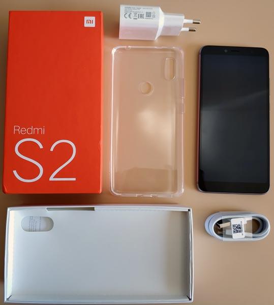 Unboxing Xiaomi Redmi S2