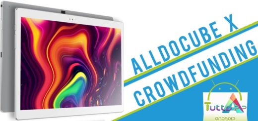 Alldocube X Crowdfunding