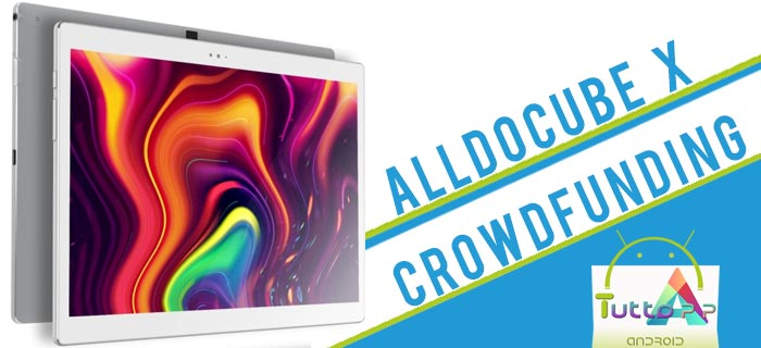 Photo of Alldocube X: crowdfunding per la sfida ai grandi tablet
