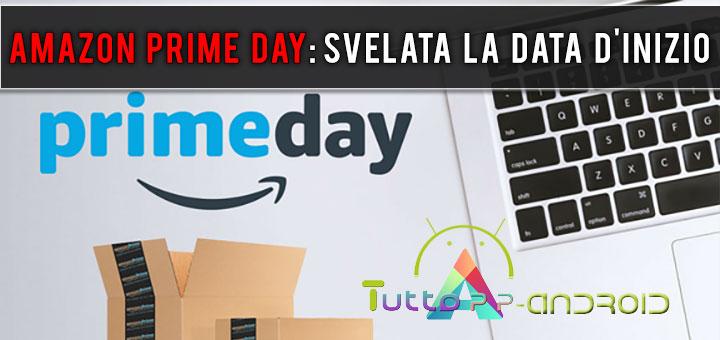 Photo of Amazon Prime Day 2018: svelata la data d'inizio
