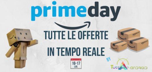 Amazon Prime Day: tutte le offerte in tempo reale