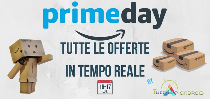 Photo of Amazon Prime Day 2018: tutte le offerte in un unico articolo