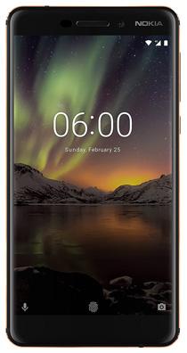 Nokia 6.1 - migliori smartphone da 250 euro