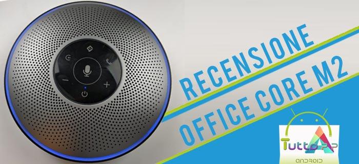 Photo of Recensione eMeet Office Core M2: speaker con AI per le call conference