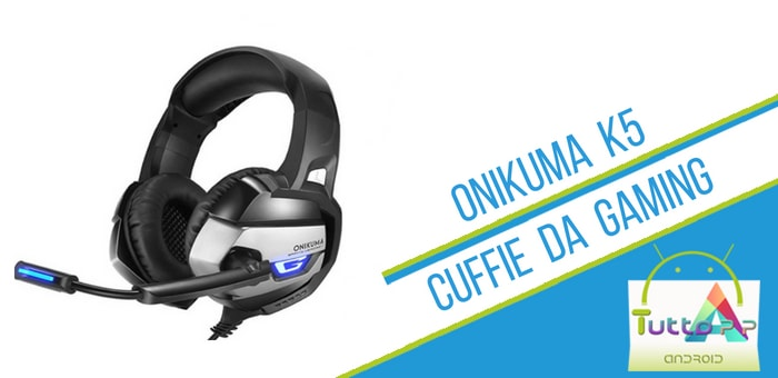 Photo of Recensione ONIKUMA K5: cuffie da gaming
