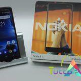 Recensione Nokia 6.1 (2018): lo smartphone Android One alla portata di tutti.