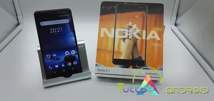 Photo of Recensione Nokia 6.1: lo smartphone Android One alla portata di tutti