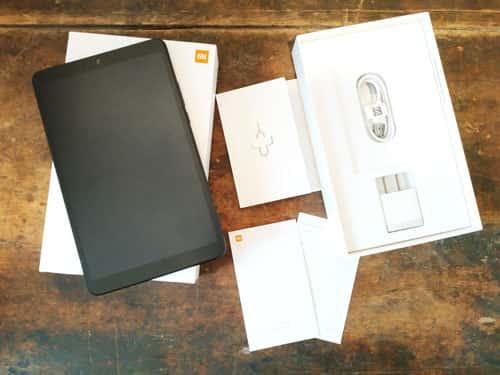 recensione-xiaomi-mi-pad-4-confezione
