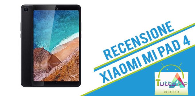 Photo of Recensione Xiaomi Mi Pad 4: tablet da 8″ a 200 euro